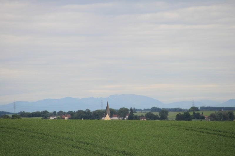 Indersdorf an den Alpen